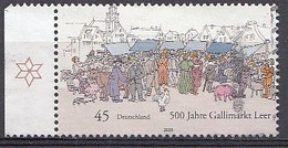 Bund  2008  Mi.nr.: 2696  Brauchtum Und Tradition   Gestempelt / Oblitérés / Used - Used Stamps