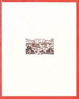 MADAGASCAR EPREUVE DE LUXE PA N°69 TCHAD AU RHIN - Other