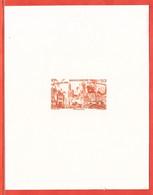 MADAGASCAR EPREUVE DE LUXE PA N°71 TCHAD AU RHIN - Other