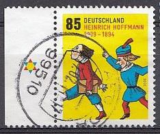 Bund  2009  Mi.nr.: 2739  Geburtstag Von Heinrich Hoffmann   Gestempelt / Oblitérés / Used - Used Stamps