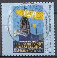 Bund  2009  Mi.nr.: 2755  Luft Und Raumfährtausstellung   Gestempelt / Oblitérés / Used - Used Stamps