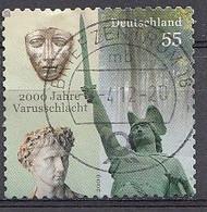 Bund  2009  Mi.nr.: 2741  Jahrestag Der Varusschlacht   Gestempelt / Oblitérés / Used - Used Stamps