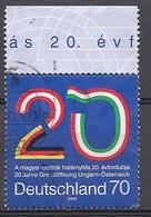 Bund  2009  Mi.nr.: 2759  Jahrestag Der Grenzöffnung....  Gestempelt / Oblitérés / Used - Used Stamps