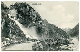 NORWAY : BERGEN - LAATEFOS - Norway