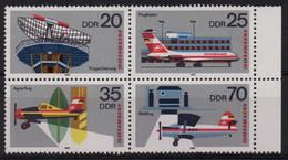 Allemagne, République Democratique : N° 2177 à 2180 Xx Neuf Sans Trace De Charnière Année 1980 - Ungebraucht