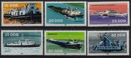 Allemagne, République Democratique : N° 2306 à 2311 Xx Neuf Sans Trace De Charnière Année 1981 - Ungebraucht