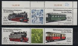 Allemagne, République Democratique : N° 2499A Et 2500A Xx Neuf Sans Trace De Charnière Année 1984 - Ungebraucht