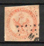 Col24 Colonies Générales  N° 5 Oblitéré  Cote 17,00 Euro - Aigle Impérial