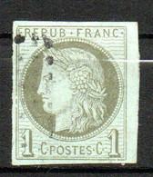 Col24 Colonies Générales  N° 14 Oblitéré  Cote 18,00 Euro - Cérès