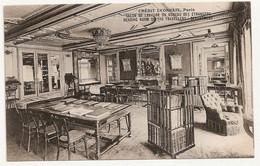 PARIS  -  CRÉDIT  LYONNAIS  -  Salon  De  Lecture  Du  Bureau  Des  Etrangers   /  ELD - Ohne Zuordnung