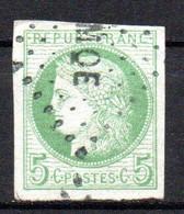 Col24 Colonies Générales  N° 17 Oblitéré  Cote 12,00 Euro - Cérès