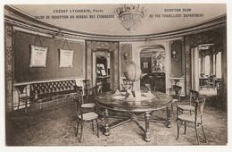 PARIS  -  CRÉDIT  LYONNAIS  -  Salon  De  Réception  Du  Bureau  Des  Etrangers   /  ELD - Ohne Zuordnung