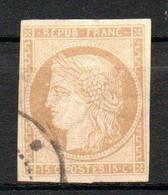 Col24 Colonies Générales  N° 19 Oblitéré  Cote 135,00 Euro - Cérès