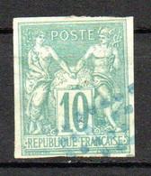 Col24 Colonies Générales  N° 32 Oblitéré  Cote 28,00 Euro - Sage