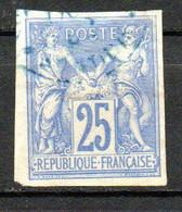 Col24 Colonies Générales  N° 36 Oblitéré  Cote 11,00 Euro - Sage