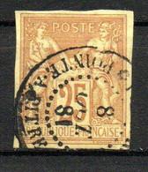 Col24 Colonies Générales  N° 44 Oblitéré  Cote 40,00 Euro - Sage