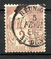 Col24 Colonies Générales  N° 47 Oblitéré  Cote 6,00 Euro - Alphée Dubois