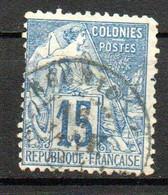 Col24 Colonies Générales  N° 51 Oblitéré  Cote 4,00 Euro - Alphée Dubois