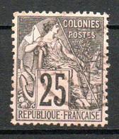Col24 Colonies Générales  N° 54 Oblitéré  Cote 4,00 Euro - Alphée Dubois