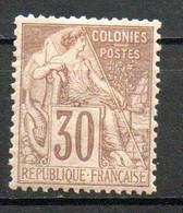 Col24 Colonies Générales  N° 55 Neuf XMH  Cote 55,00 Euro - Alphée Dubois