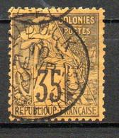 Col24 Colonies Générales  N° 56 Oblitéré Cote 39,00 Euro - Alphée Dubois