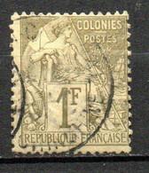 Col24 Colonies Générales  N° 59 Oblitéré Cote 55,00 Euro - Alphée Dubois