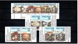 Tonga 1997 . Mushrooms . 12v.  Michel # 1494-1505 - Tonga (1970-...)