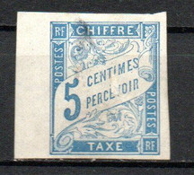 Col24 Colonies Générales Taxe N° 18 Oblitéré Cote 1,75 Euro - Portomarken