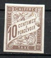 Col24 Colonies Générales Taxe N° 19 Oblitéré Cote 1,75 Euro - Portomarken