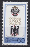 GERMANY BERLIN [1979] MiNr 0598 ( **/mnh ) - Ungebraucht