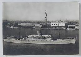 06364 Cartolina - Nave Esperia - Italia-Egitto - Dampfer