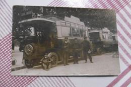 D 75 - Paris - Compagnie Générale Omnibus - Gare Du Nord - Carte Photo - Mercedes - Ohne Zuordnung