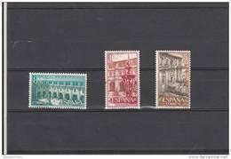 España Nº 1322 Al 1324 - 1951-60 Neufs