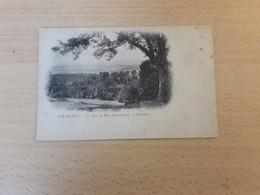Carte Postale Ancienne De Granville Saint Pair Jullouville Carolles St Jean Le Thomas  Es Et Le Mont Saint Michel - Granville
