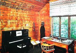 ► Norway  Norvège  Bergen Troldhaugen  Interior   Piano - Norway