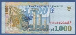 ROMANIA - P.106a(2) – 1.000 LEI 1998 UNC Serie 005C6823683 - Romania