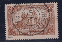 Deutsches Reich Michel Nr. 114a Gestempelt - Ohne Zuordnung