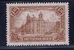 Deutsches Reich Michel Nr. 114a Postfrisch - Ohne Zuordnung