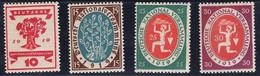 Deutsches Reich Michel Nr. 107/10 Postfrisch - Ohne Zuordnung