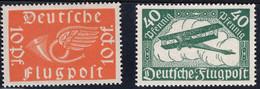 Deutsches Reich Michel Nr. 111/12 Postfrisch - Ohne Zuordnung