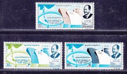 EGYPTE N°  969, A155 & 156 ** MNH Neufs Sans Charnière, TB (D9707) Réouverture Du Canal De Suez - 1975 - Ungebraucht