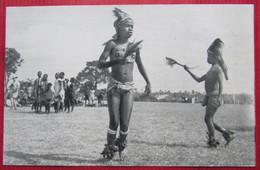 *150  -  CÔTE D'IVOIRE  -  Jeunes Danseuses De Man - Ivory Coast