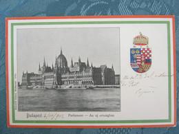 Budapest Parlament - Bulgarie