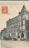 AT 742 A   C P A - DECAZEVILLE   (12)   HOTEL DE LA POSTE - Decazeville