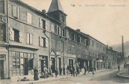 AT 744 A   C P A - DECAZEVILLE   (12)   FONTVERNHES - Decazeville