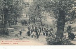 AT 745  A   C P A - DECAZEVILLE   (12)   LE BOIS DE BOULOGNE - Decazeville