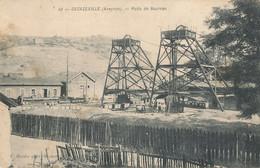 AT 749  A   C P A - DECAZEVILLE   (12)   PUITS DE BOURRAN - Decazeville