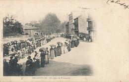 AT 779   C P A - DECAZEVILLE     (12)  UN JOUR DE PROCESSION - Decazeville
