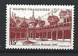 Timbre France En Neuf ** N 539 - Ungebraucht