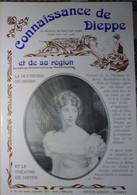 Connaissance Dieppe 79 1991  Duchesse De Berry Théâtre - Bacqueville En Caux - Recensement Population - Normandie